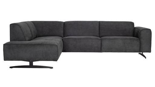 Murcia Sofa Left Chair | Graphite