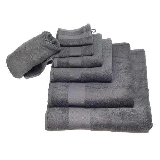 Spa Towels | Dark Grey