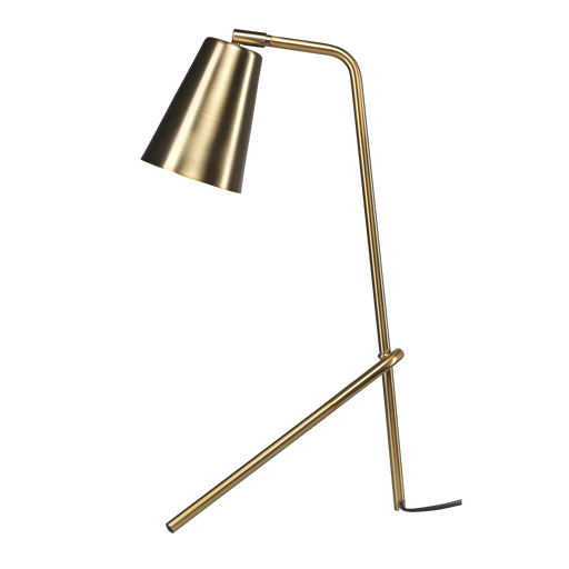 Joker Table Lamp | Brass