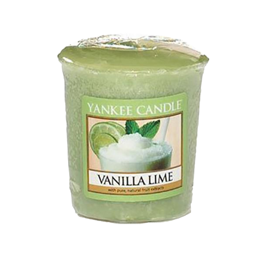 Yankee Small Vanilla Lime Candle