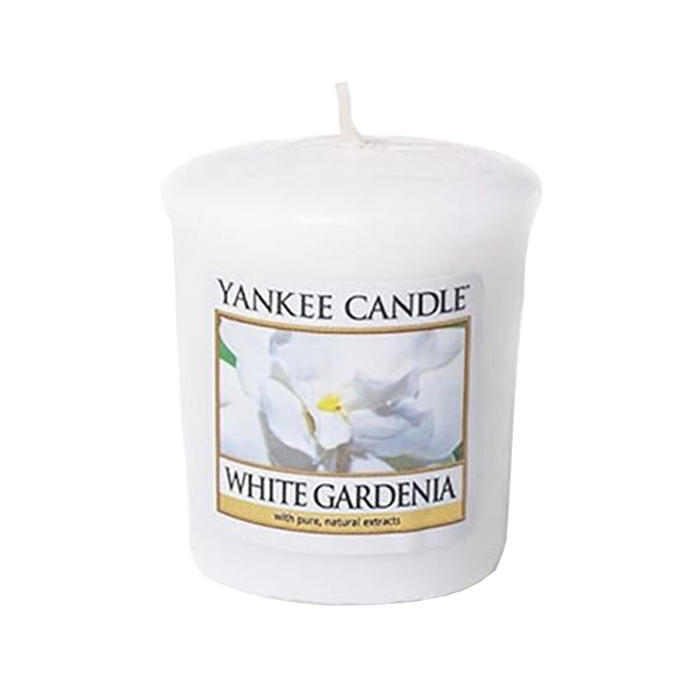 Yankee Small White Gardenia Candle
