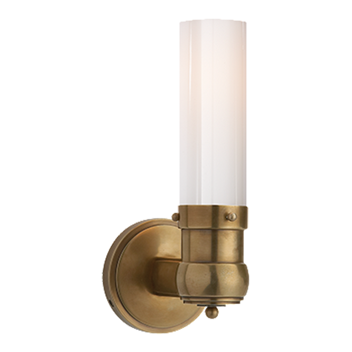 Graydon Brass Single Bath Light