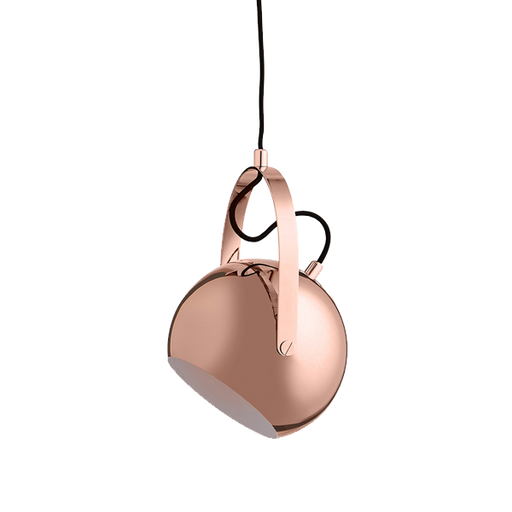 Ball Handle Pendant | Copper