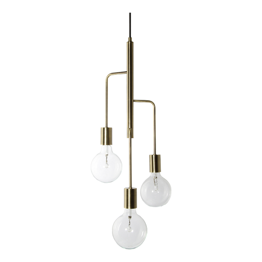 Cool Chandelier | Brass