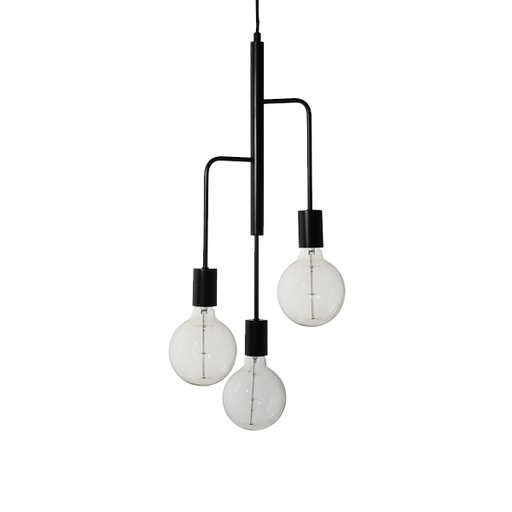 Cool Chandelier | Black
