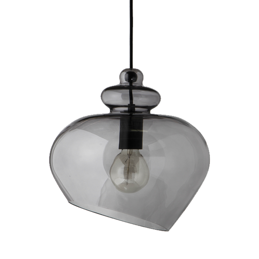 Grace Large Pendant | Black