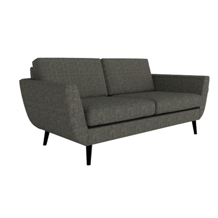 Sara Sofa 2.5 Seater | Charcoal