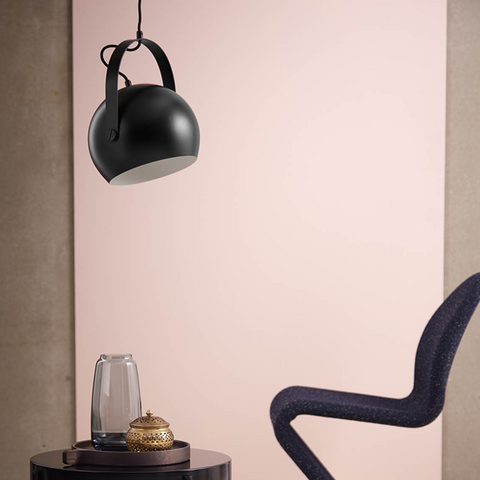Ball Handle Pendant | Matt Black