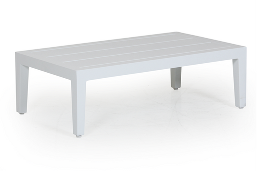 MIMOZA Outdoor Side Table  | White