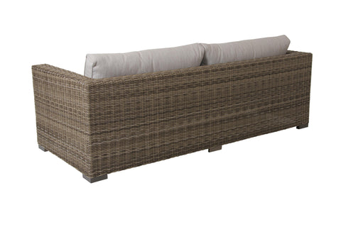 Oslo 3-seater sofa | Natural