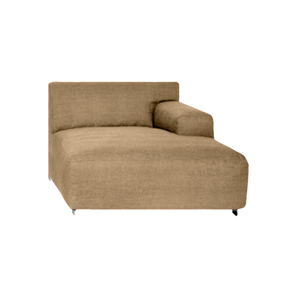 Hugo chaiselounge mod. Right | Light Beige