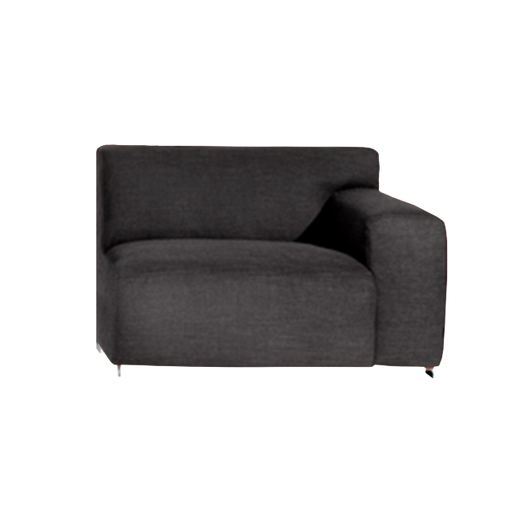 Hugo Sofa End Part Right Module | Antrazit
