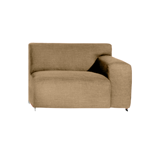 Hugo Sofa End Part Right Module | Light Beige