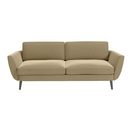 Sara Sofa 3 Seater | Light Beige