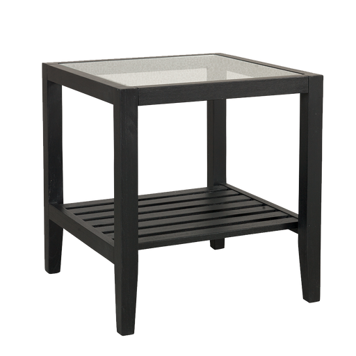 Midsomer Lamp Table Square | Black