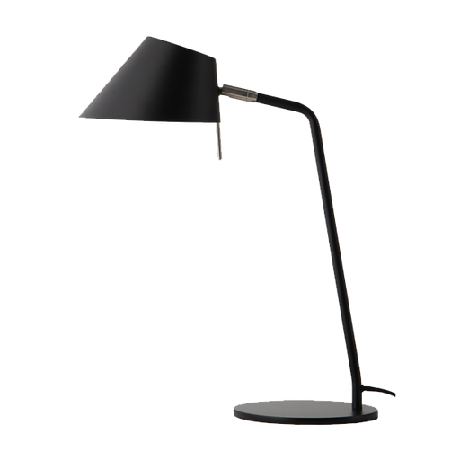 Office Table Lamp | Black