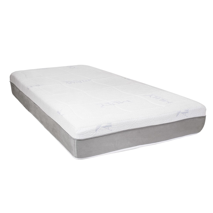 Shape Deluxe Mattress | White