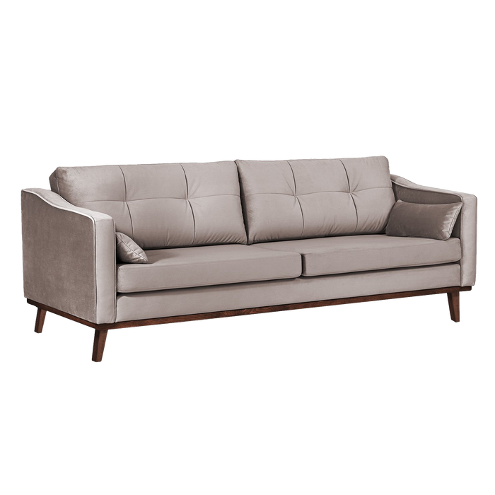 Alva 3 Seater Sofa | Grey