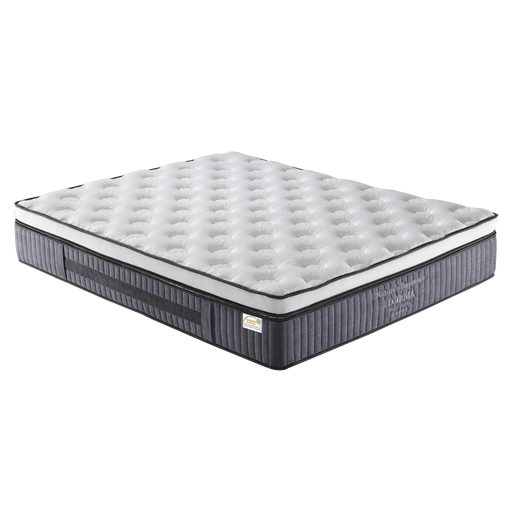 Natures Supreme Mattress | White, Grey