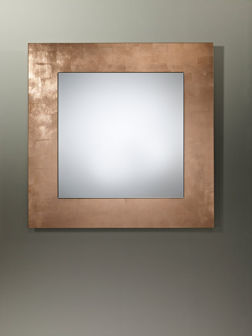 Mirror Copper Square | Gold