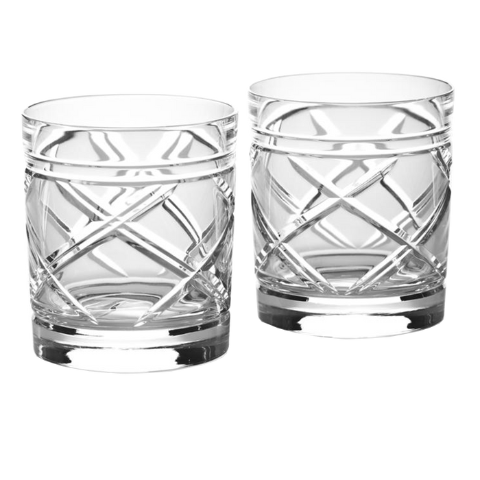 Ralph Lauren Brogan Whiskey Glass Set