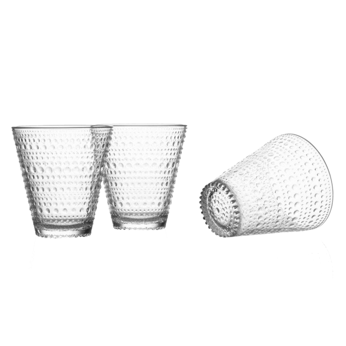 Iittala Kastehelmi Glass | Clear