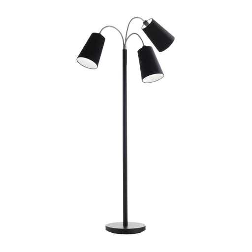 Sixty Floor Lamp | Black