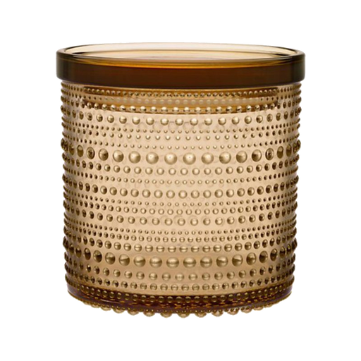 Iittala Kastehelmi Jar |  Desert Brown, Large