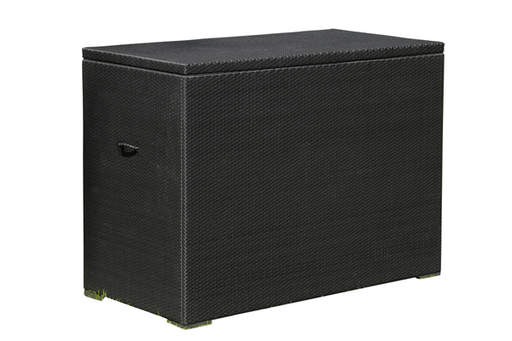 Outdoor Mega Cushion Box | Black