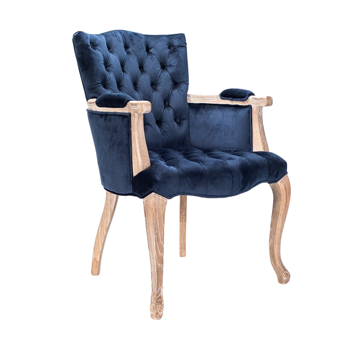 Bristol Chair | Navy