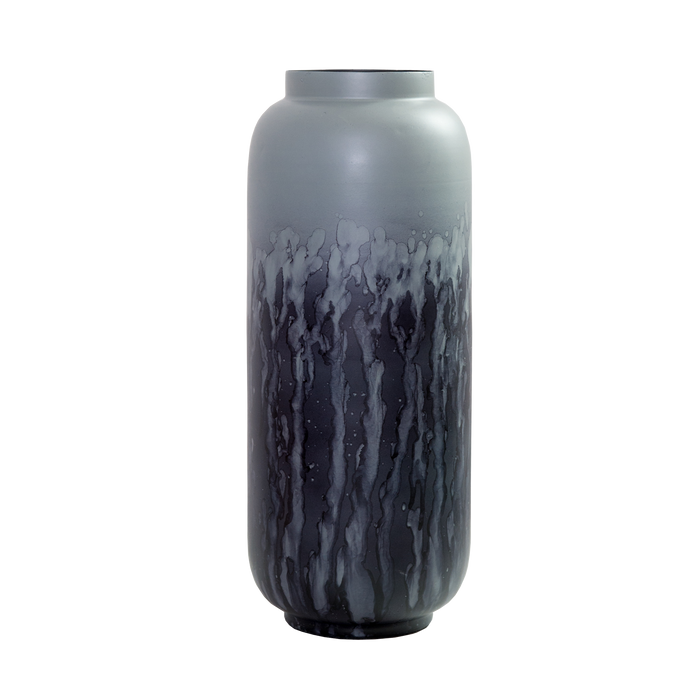 Eik Vase | Dark Grey