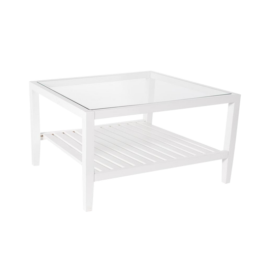 Midsomer Coffee Table Rectangle, White