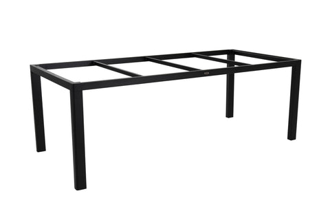 Rodez dining table base | Black