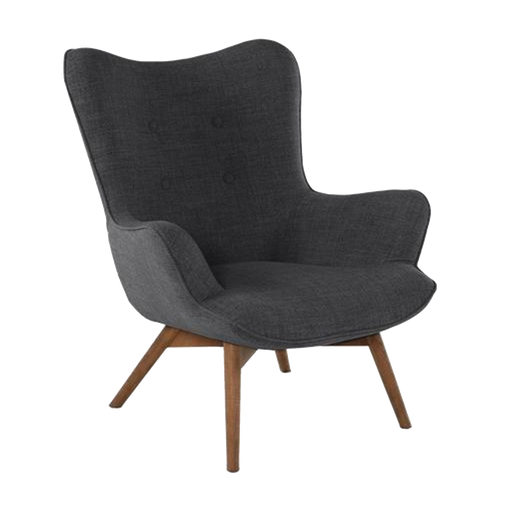 Twist Chair | Charcoal