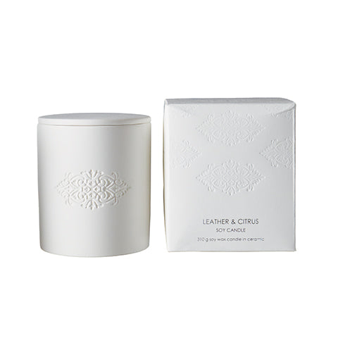 BLANC Scented Candle | Vanilla