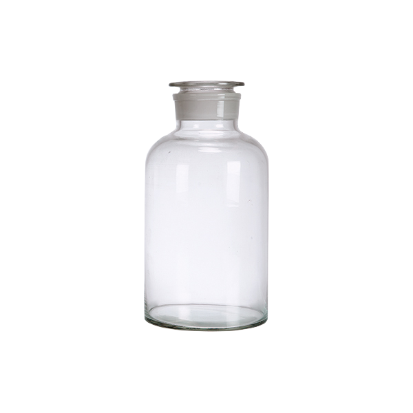 Jekyll Jar with Lid | Clear