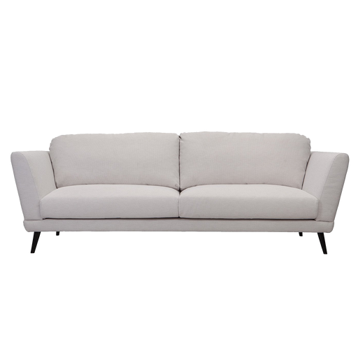 Sirius 3 Seater Sofa | White