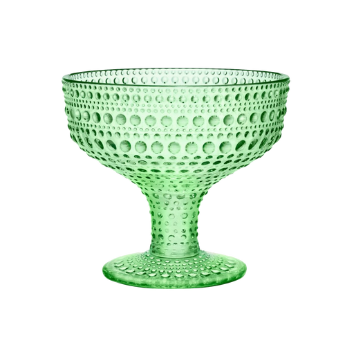 Iittala Kastehelmi Serving Bowl | Apple Green