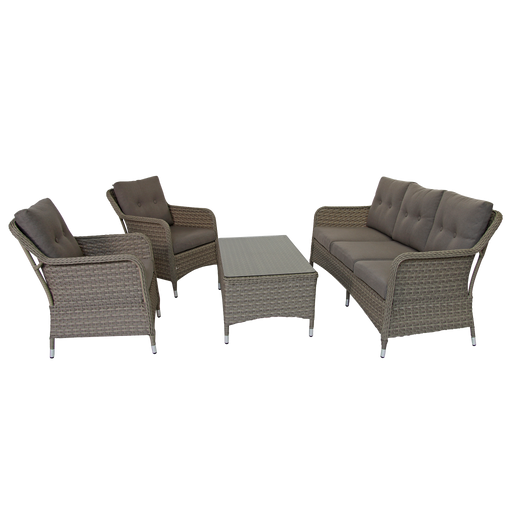 Colby Outdoor Furniture Set | Beige