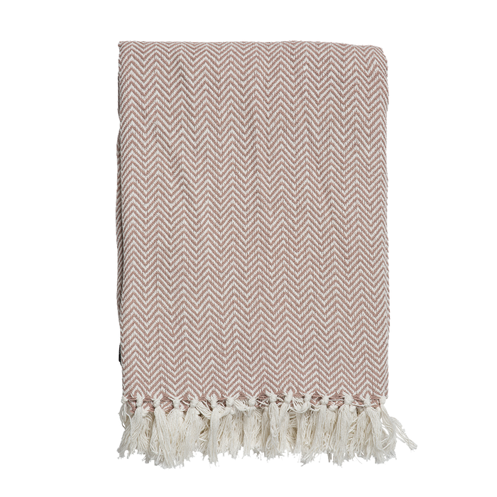 Audrey Throw | Pink