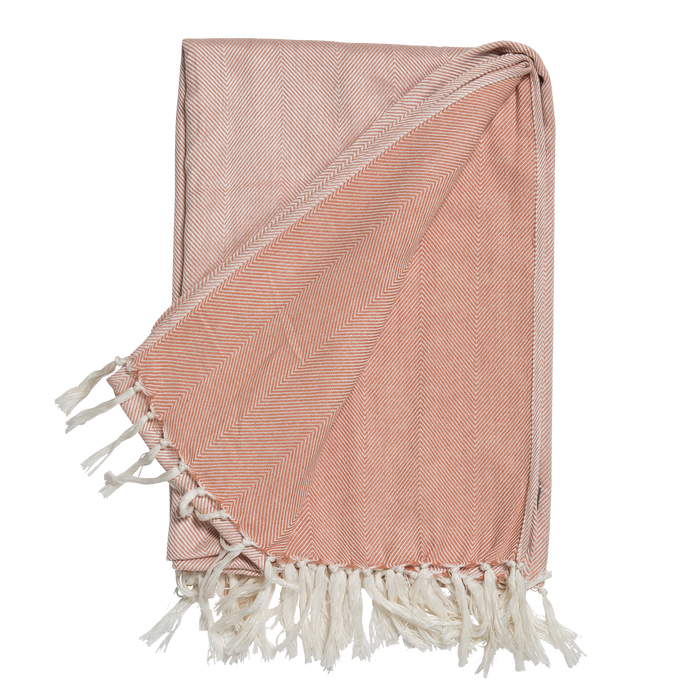 Agnes Throw | Pink