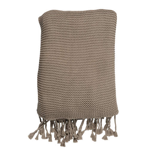Annie Throw | Beige