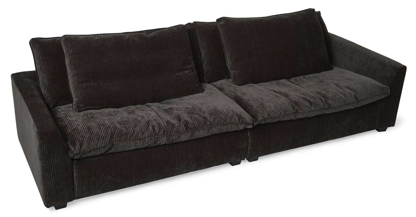 Ghorda Sofa Seat 1,5 Seaters Right | Diamond Antrazit