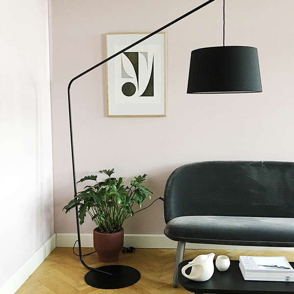Lobby Floor Lamp | Shade