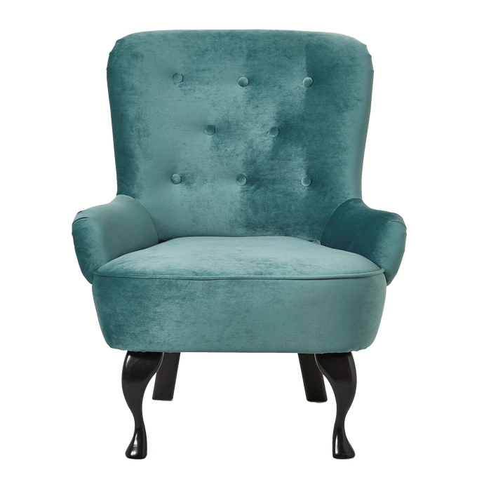 Canopus Chair | Mid Blue