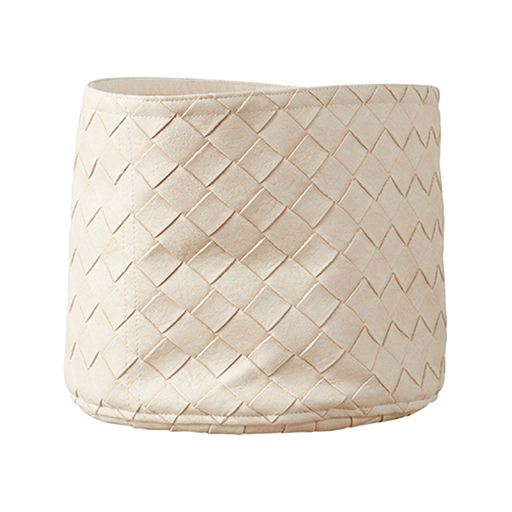 Holly Bread Basket L | Cream
