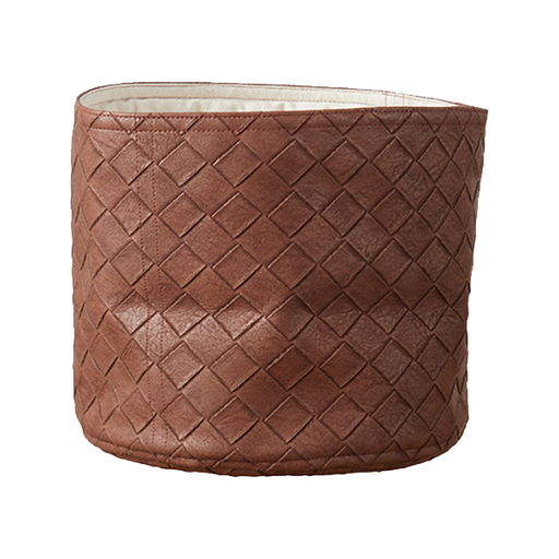 Holly Bread Basket L | Brown