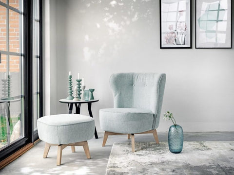 Victoria Chair | Evita Ice