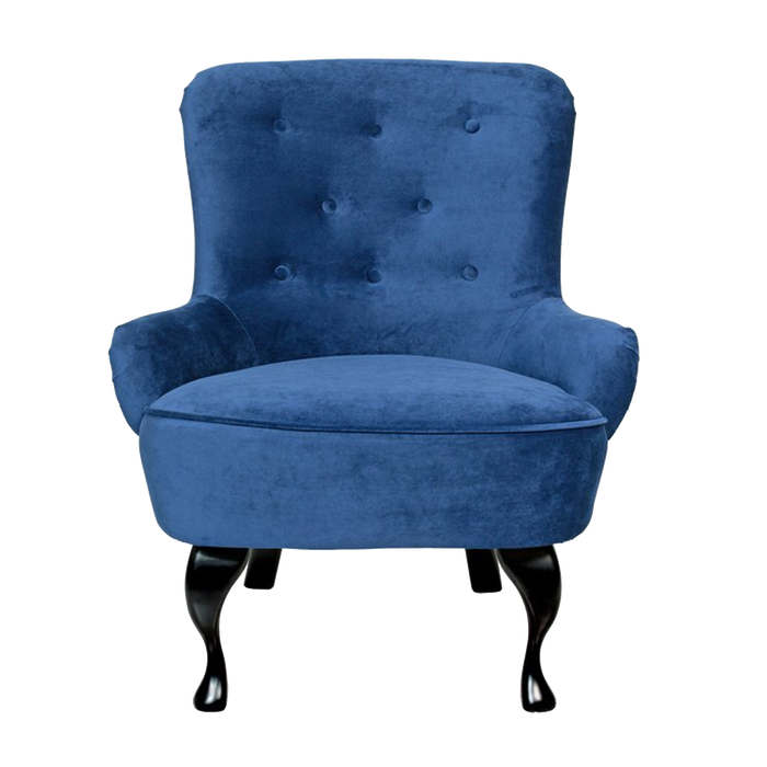 Canopus Chair | Navy Blue