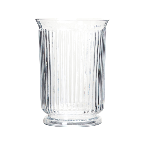 Betty Vase XL | Clear